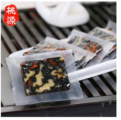 东阿桃源红枣枸杞口味10克固元糕 传统手工熬制 可代工贴牌阿胶糕