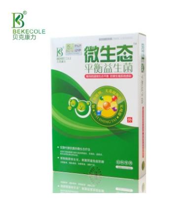 微生态平衡 妇科凝胶 益生菌女性私处护理妇科阴道酸乳杆菌6支/盒