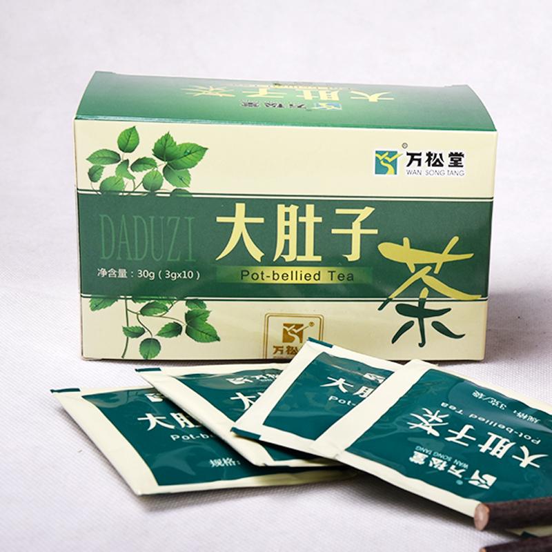 专业养生保健茶代加工OEM万松堂21年品质之选