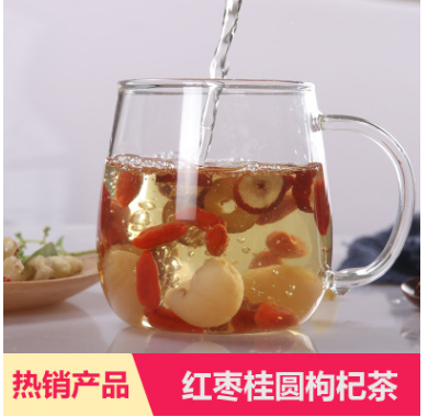 松善堂红枣桂圆茶产地货源批发零售支持定做OEM代加工一件代发