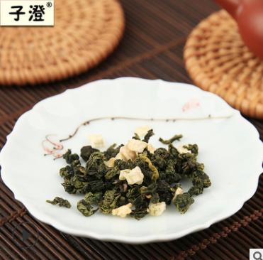 工厂直销代用茶尼龙三角包蜜桃乌龙茶精美盒装果香组合花果茶