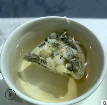 茉莉绿茶 批发定制 三角茶包贴牌加工代加工 45克