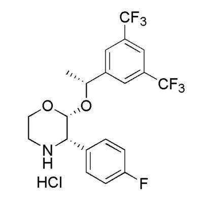 (2R,3S)-2-((1R)-1-(3,5-双(三氟甲基)苯基)乙氧基)-3-(4-氟苯基)吗啉盐酸盐